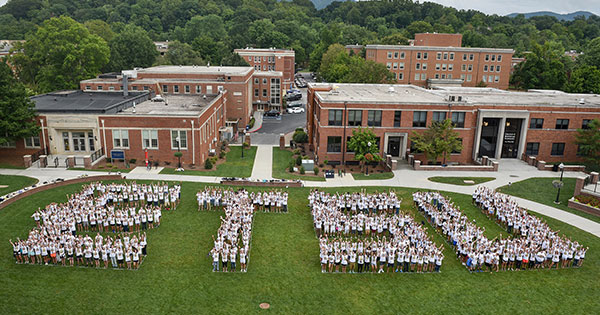 image for New Student Orientation and Lucky Bucs!