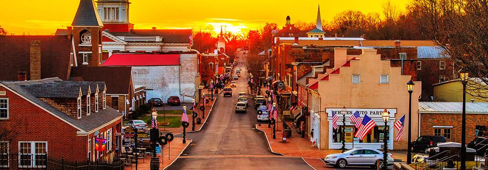Discover a piece of small town Americana in  Jonesborough - the storytelling capital of the world.