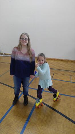 1st Grade Skating 2017-2018