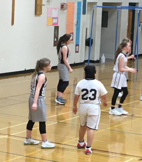 MS Girls Basketball 2020-2021