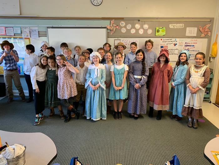 Oak Hill School 2018-2019