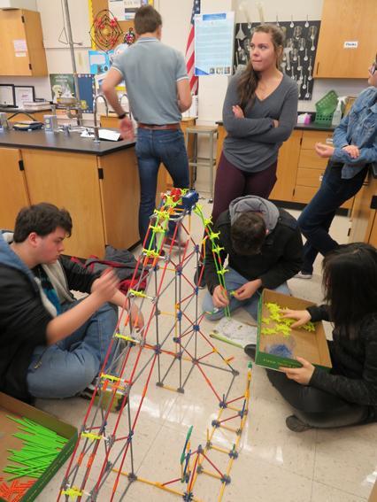 2018-2019 Physics Roller Coaster