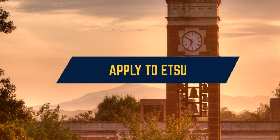 Click to apply to ETSU.