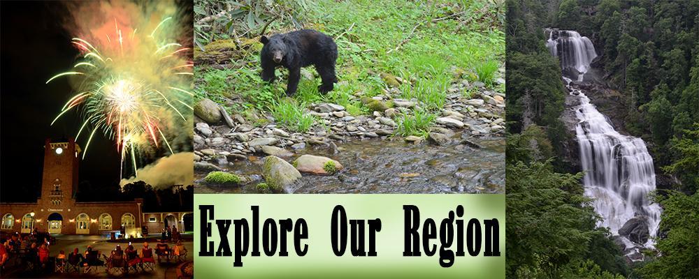 Explore our Region