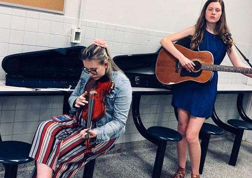 Pickin in the School-Yard 2019