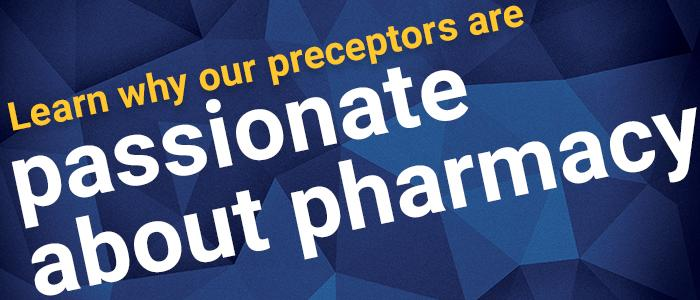 Passionate about pharmacy