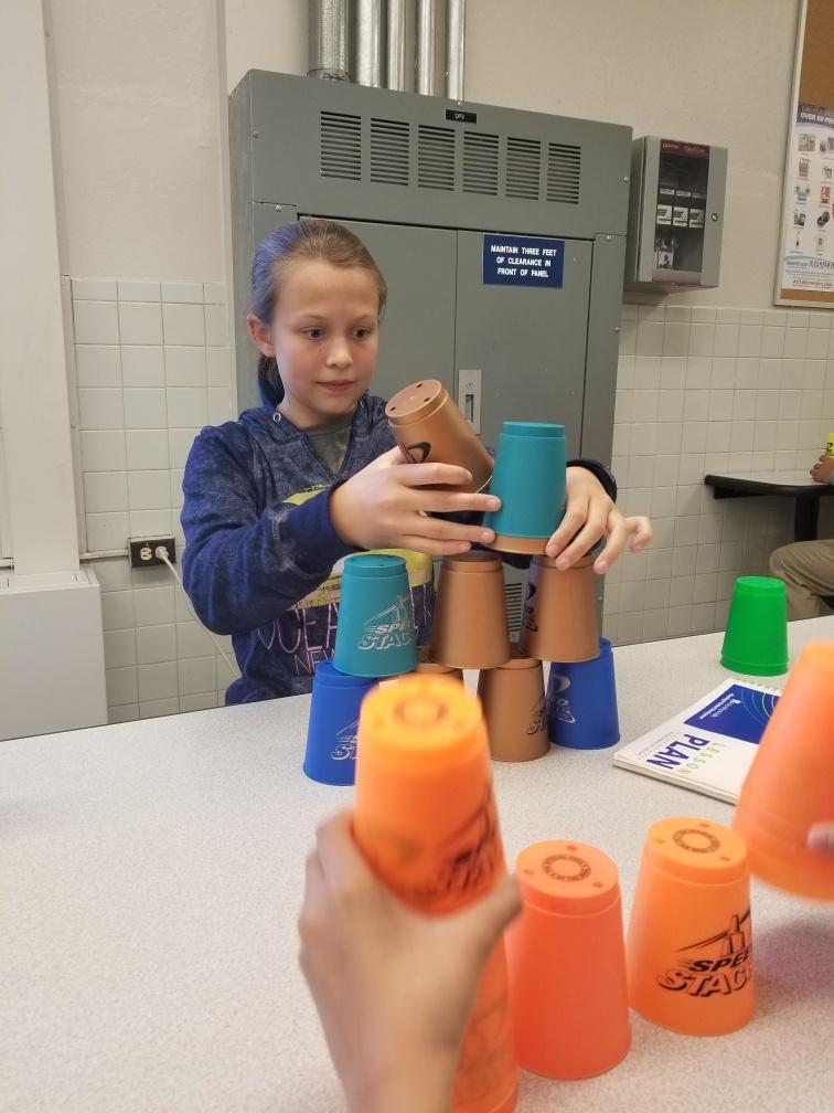 Cup Stacking 2019-2020