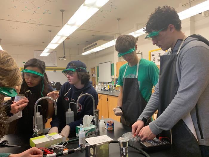 AP Chemistry - Dr. Eagle - 2019-2020