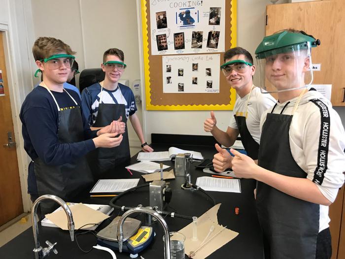 Chemistry Lab 2019-2020