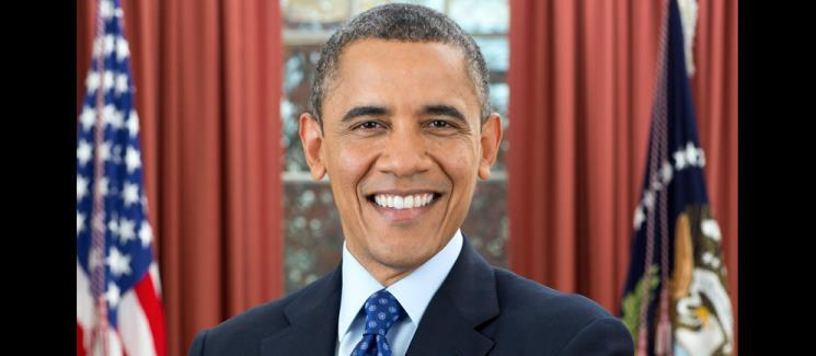 Barack Obama in the Oval Office
