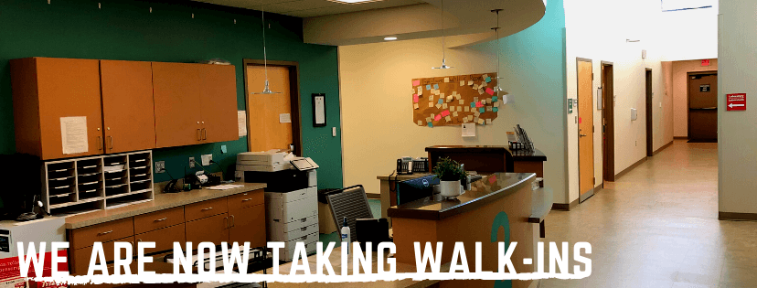 Not feeling well but you don't have an appointment? We are happy to announce that we are taking walk-ins. Visit JCCHC and get the health care you need.