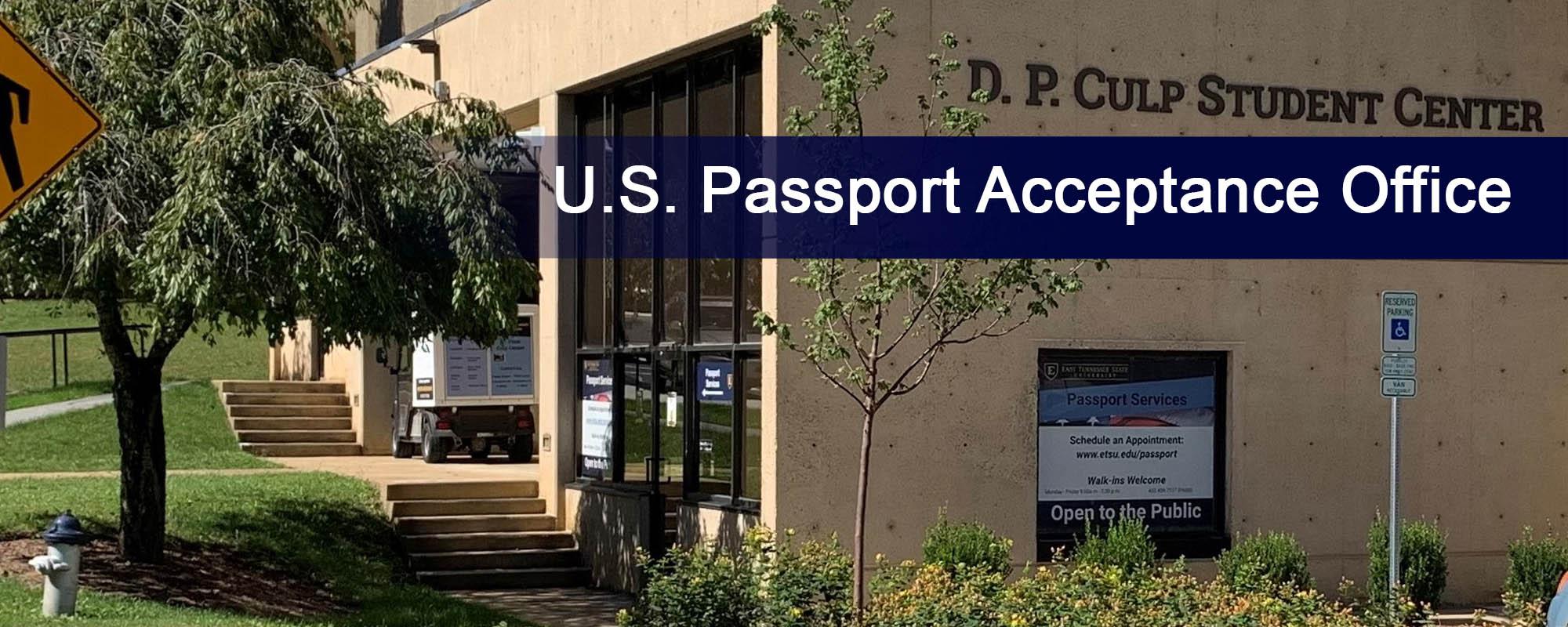 US Passport Acceptance Office