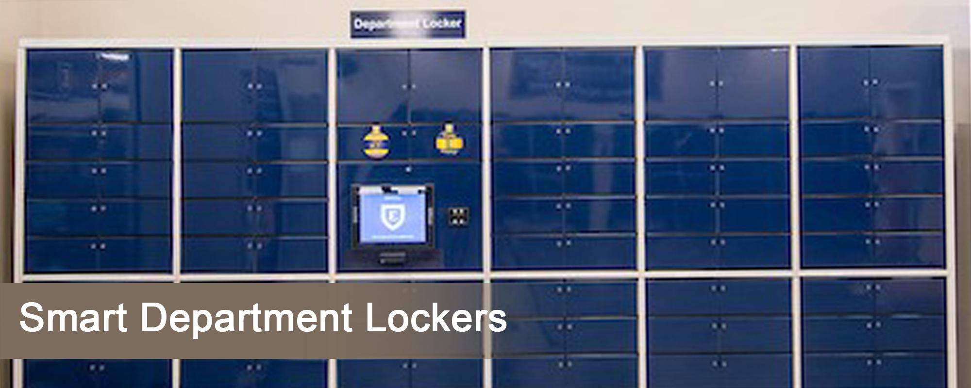 Smart Department Lockers
