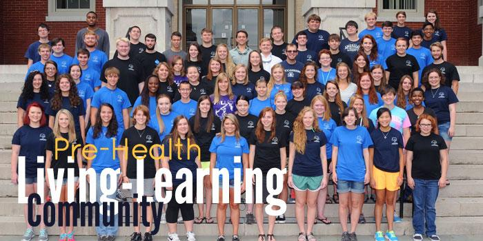 Pre-Health Living-Learning Community