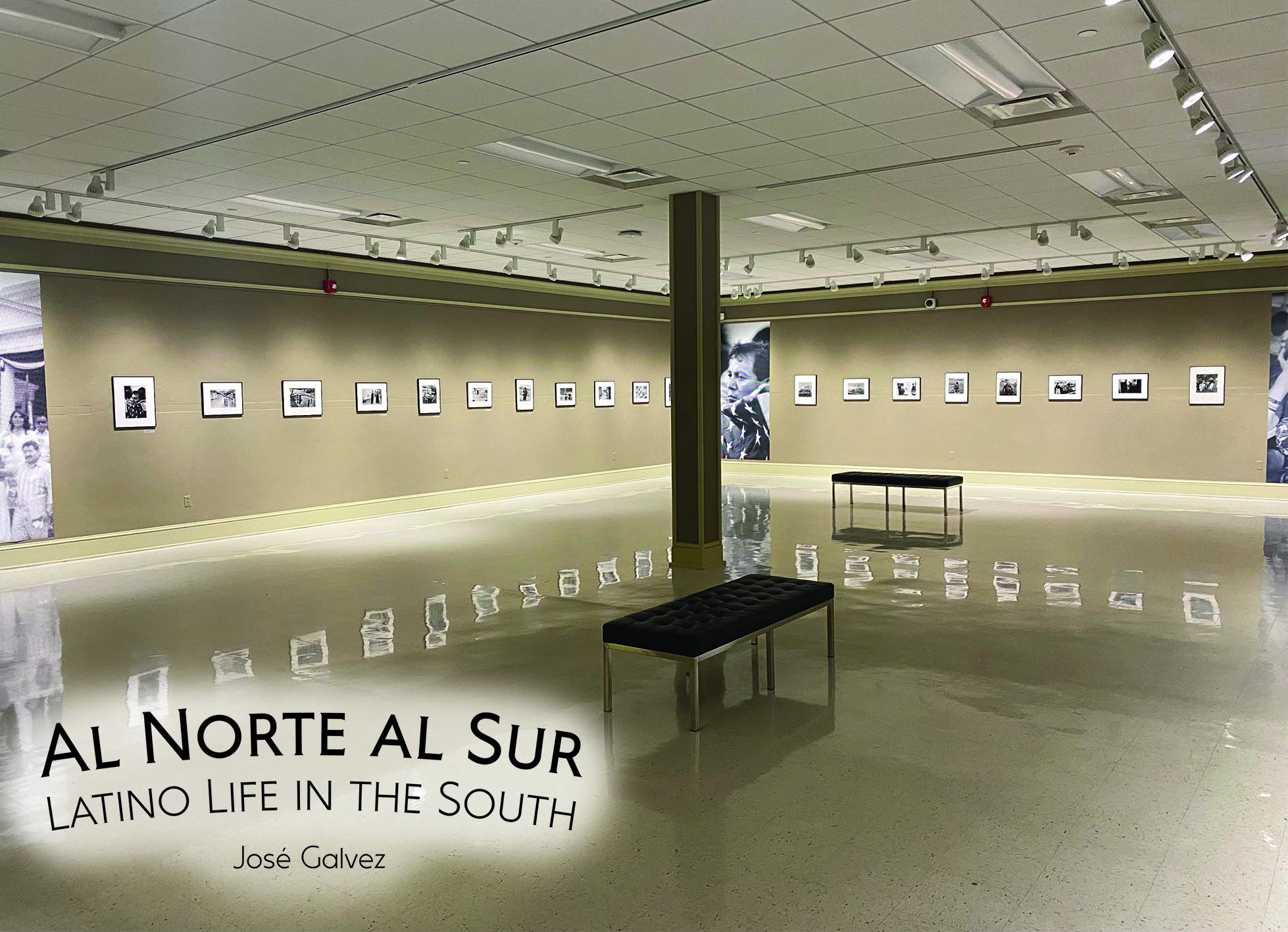 Al Norte al Sur exhibit