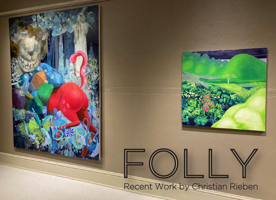 Folly exhibit