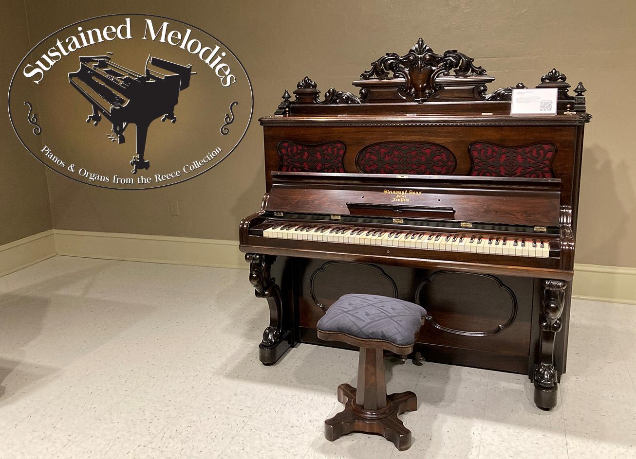 Piano and Organ Exhibit