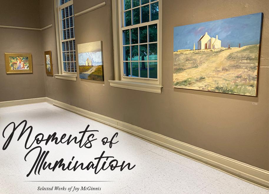 Joy McGinnis Exhibit