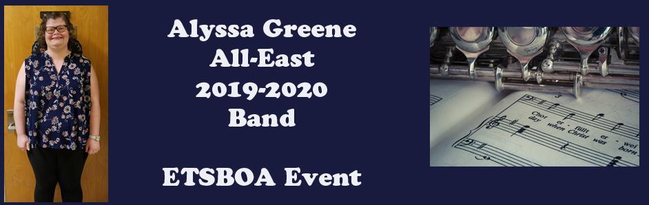 Greene All East