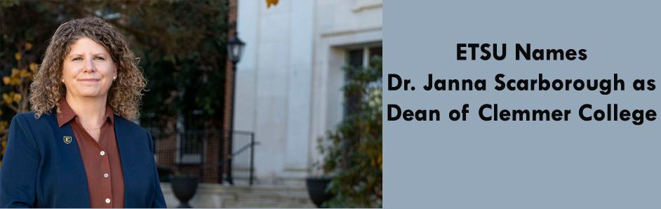 Dr. Scarborough - Dean
