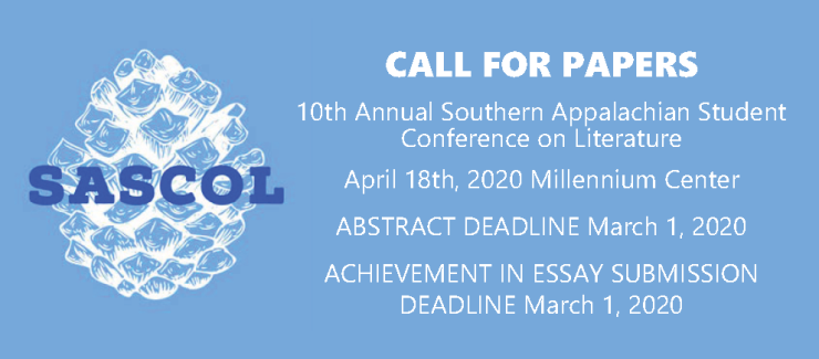 SASCOL logo with call for papers information