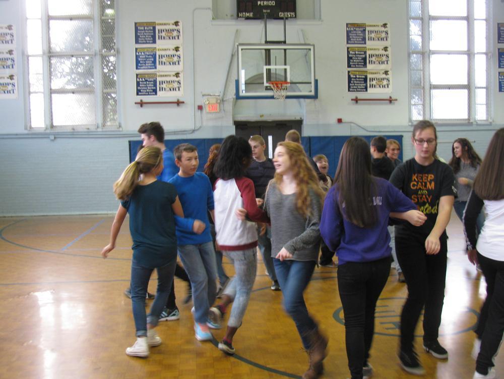 Middle School Dance Unit
