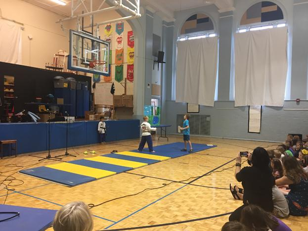 Elementary Talent Show 2016-2017