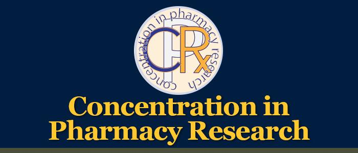 Concentration in Pharmacy Research
