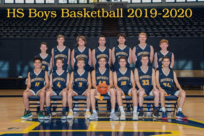 2019-2020 High School Boys Basketball