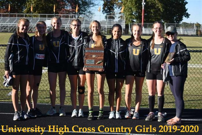 2019-2020 High School Cross CountryGirls