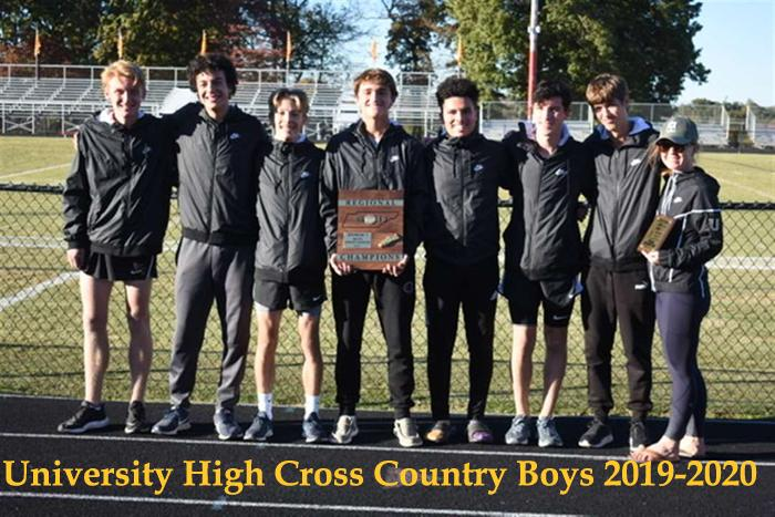 2019-2020 High School Cross Country Boys