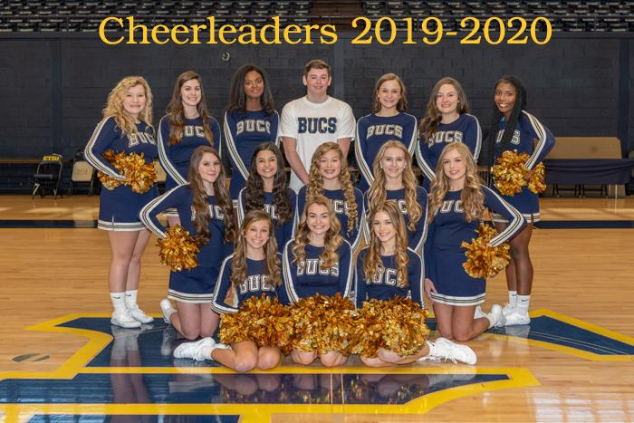 2019-2020 High School Cheerleaders