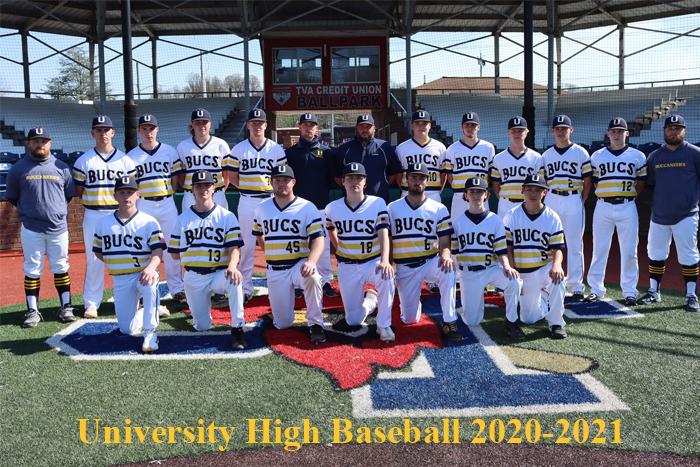 2020-2021 High School Boys Baseball