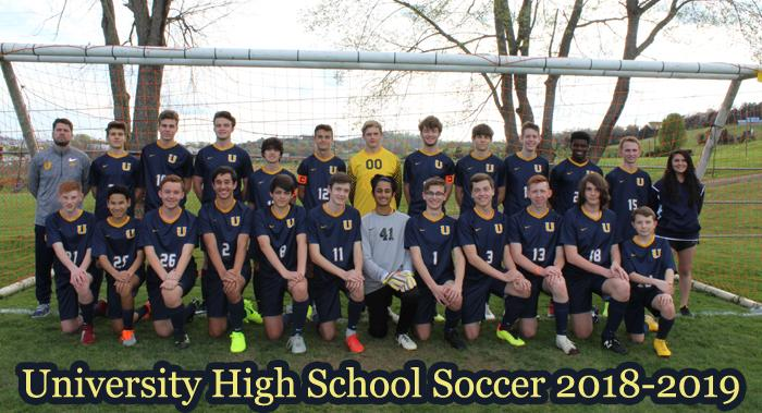 2018-2019 High School Boys Soccer