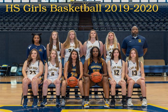 2019-2020 High School Girls Basketball