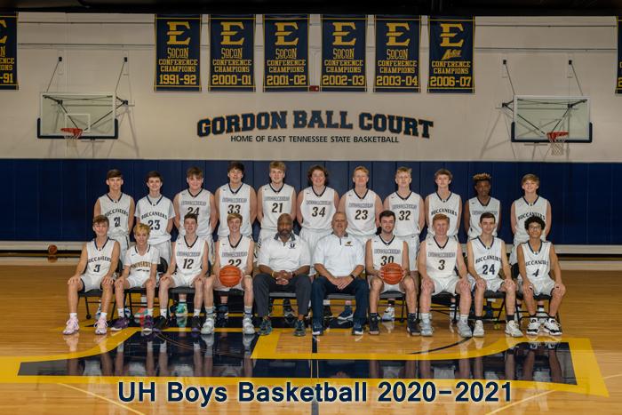 2020-2021 High School Boys Basketball