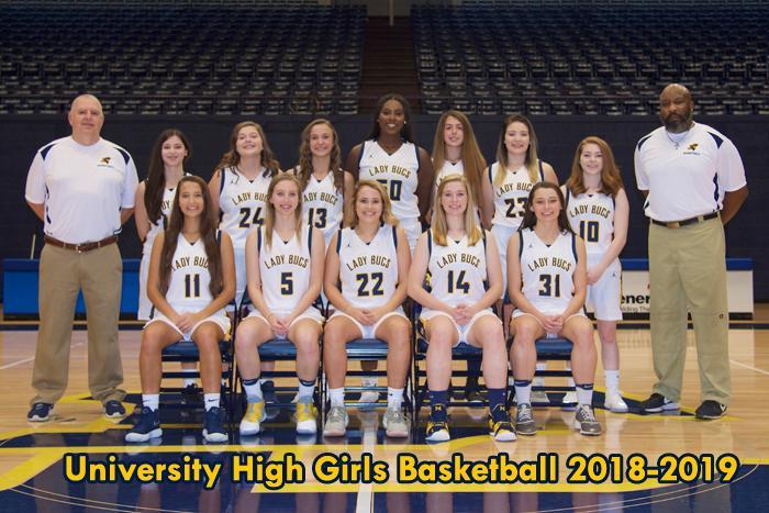2018-2019 HS Girls Varsity Basketball