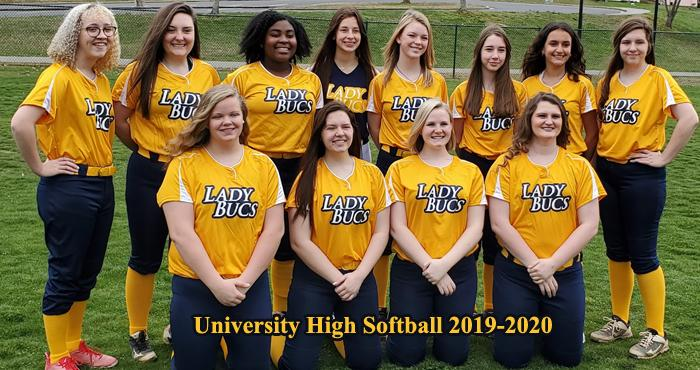2019-2020 High School Girls Softball