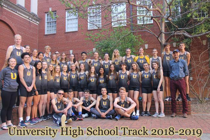 2018-2019 Track