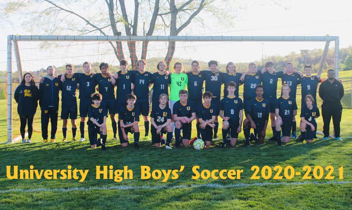 2020-2021 High School Boys Soccer