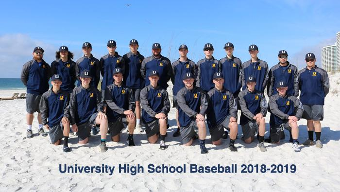 2018-2019 High School Baseball