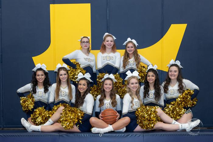 2020-2021 High School Cheerleaders