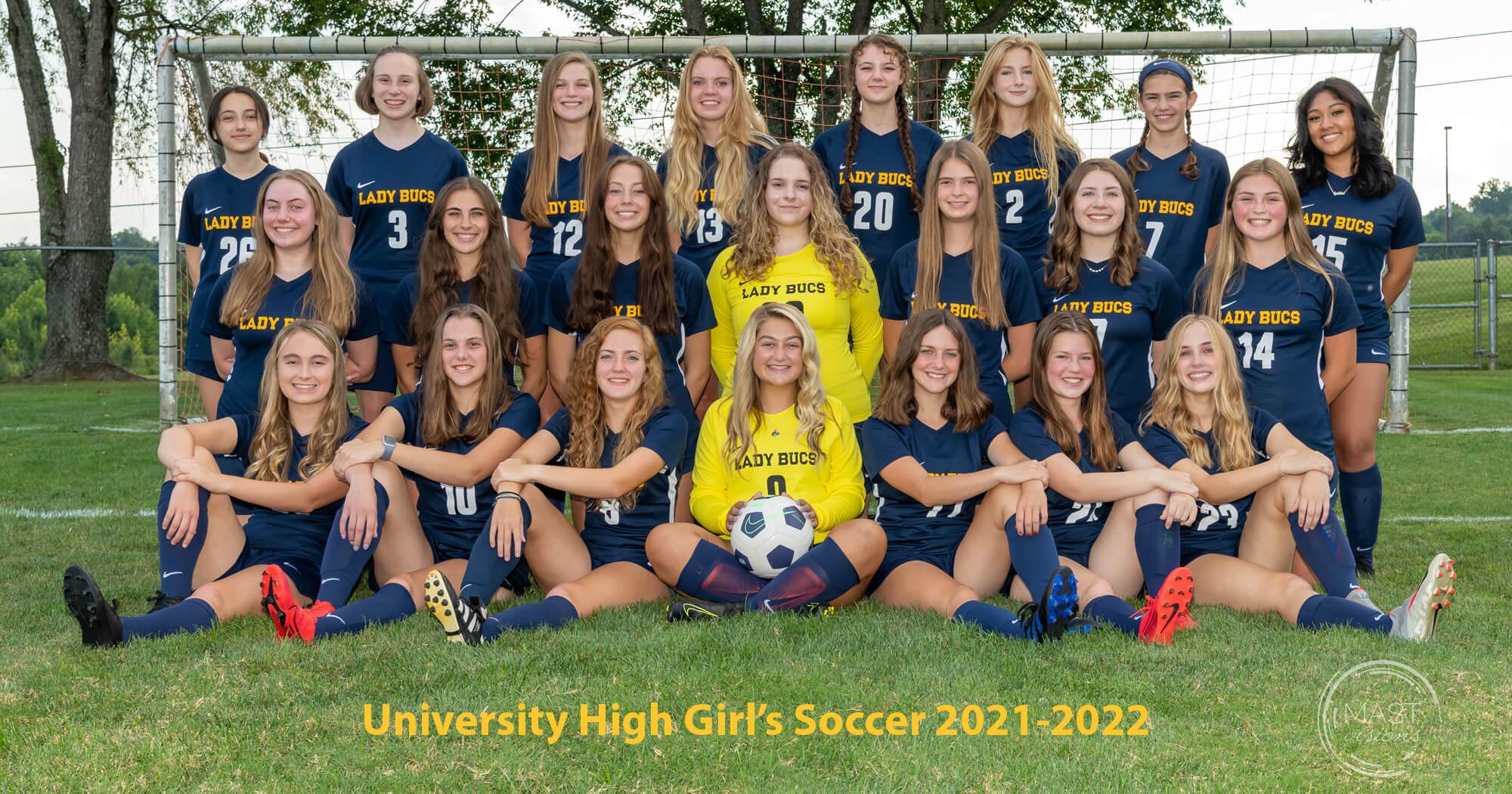 2021-2022 High School Girls Soccer