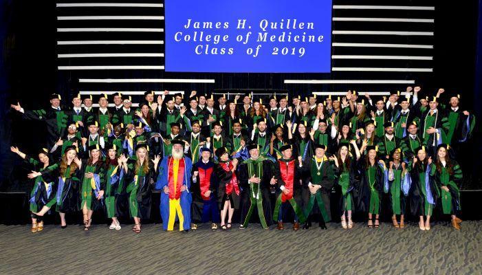 Congratulations to the Class of 2019 Graduates