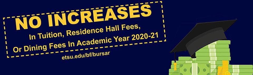 No Fee Increases
