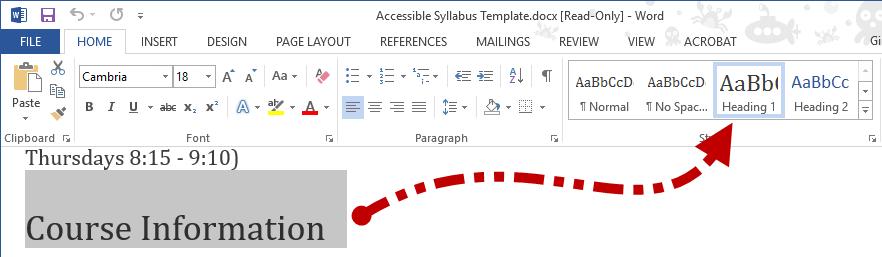 syllabus template accessibility etsu