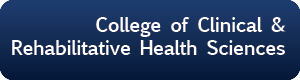 College of Clinical and Rehab Health Sciences