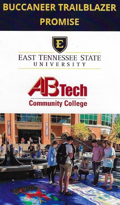ETSU and AB Tech Promise