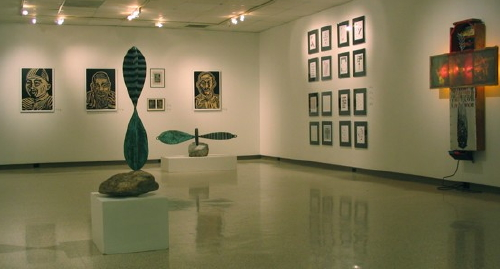 Department of Art & Design Faculty Exhibition, 2006.