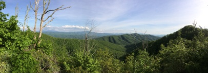 Mountains of East Tennessee